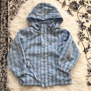 Timberland Boys Size 4T Windstopper Jacket
